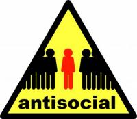 A social group dedicated to being anti social group